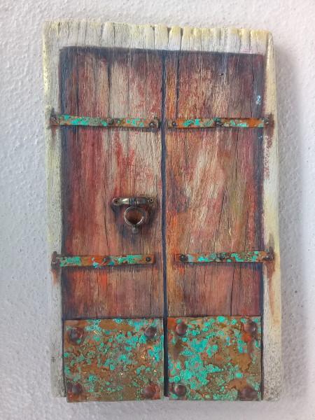 Cooper Hinge Door