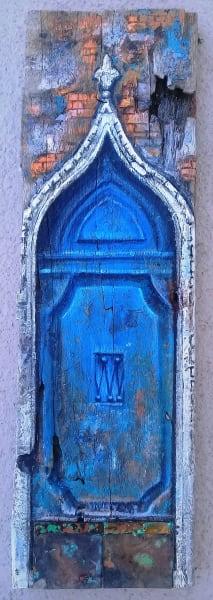 Blue Venice Door