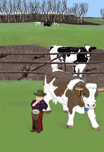 Beau's Cow