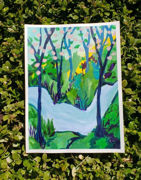 Spring Landscape 1