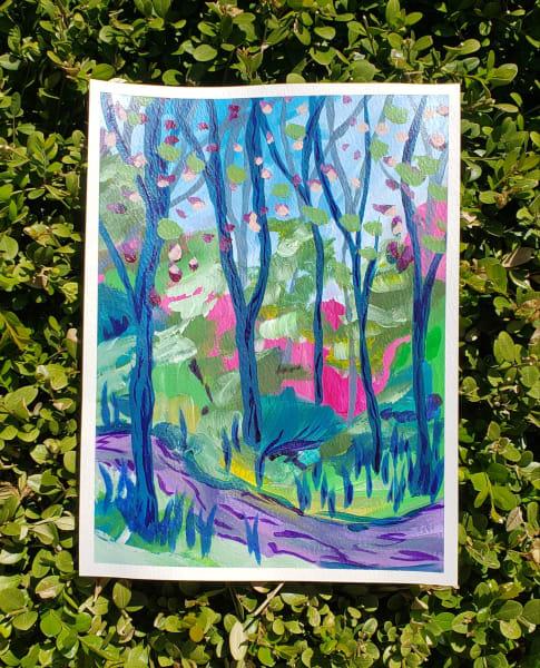 Spring Landscape 4