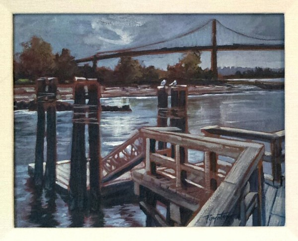 Ambleside - plein air dock