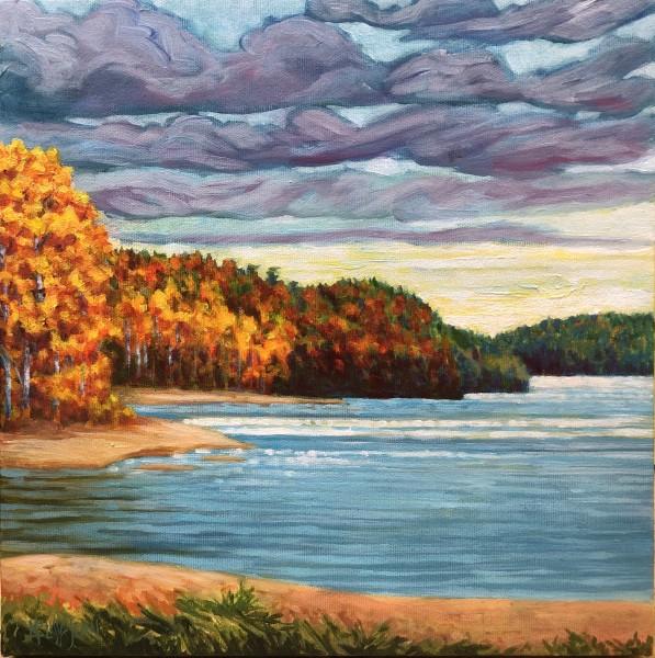 Fall, Whitefish Lake
