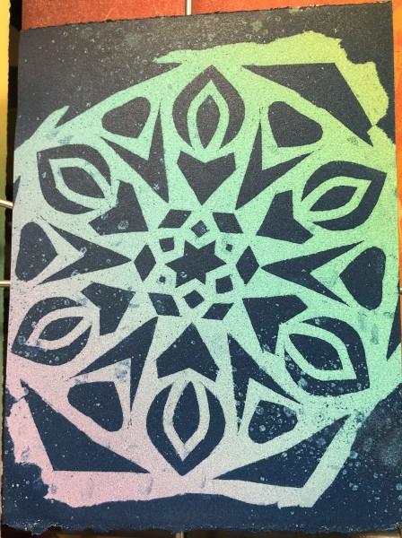 Monotype Snowflake