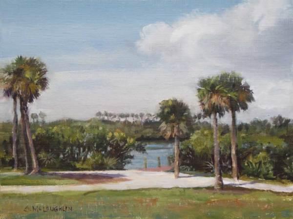 Phillippi Creek Shore at Phillippi Estate Park