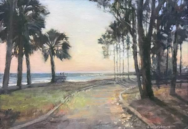 Sunset Stroll in Port St Joe