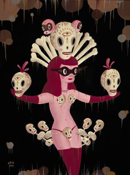 """""""Skeleton Girl"""""""
