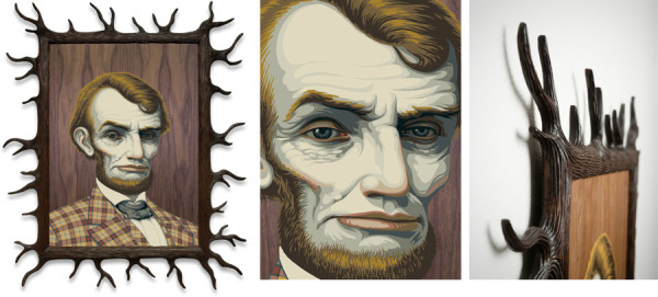 """""""Wood Lincoln"""""""