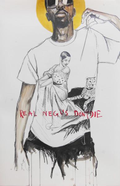 Real Negus Don't Die: La Folie Du Jour