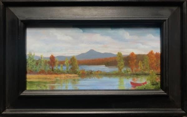Gull pond view, mini