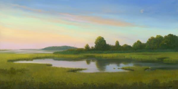 Sunrise over the marsh, LBI