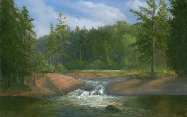 Bog River Falls ADKs