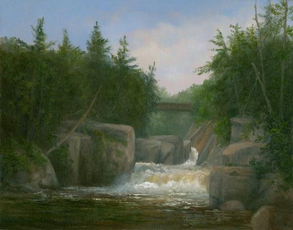 The Flume, Adirondacks