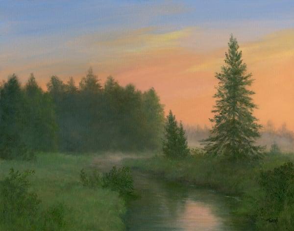 Sunrise, Bloomingdale Blog, ADKs
