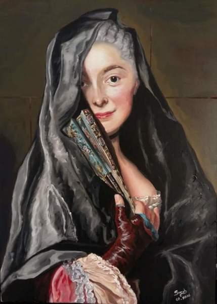 Roslin Lady in Veil Copy