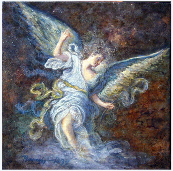 Angel After Giordano