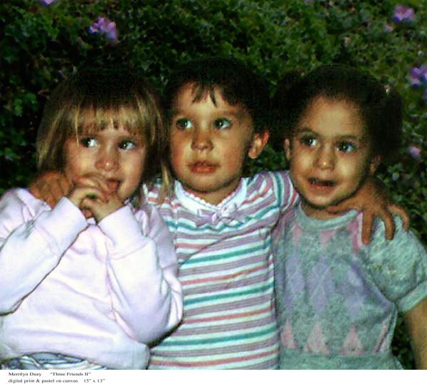 Three Friends II