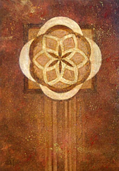 Vesta (previously A world strange & charmed) Space & Time