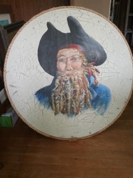 Pirate Captian