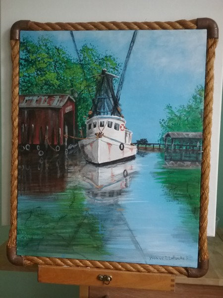 Sinky Boones Dock