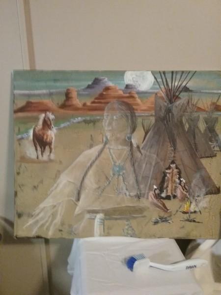 Spirit in the desert