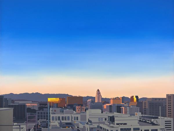 Downtown Twilight