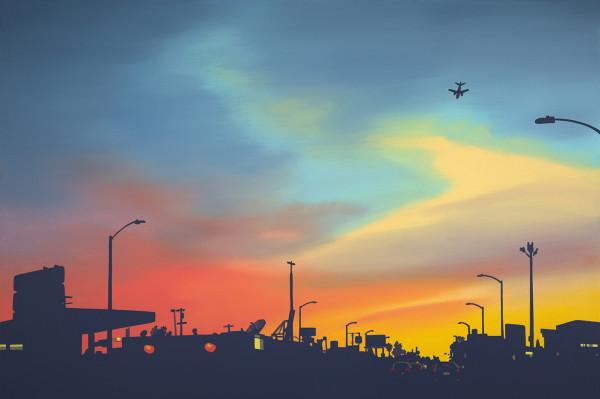 Inglewood Sunset