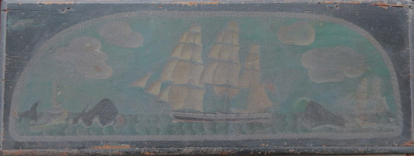Clipper Ship (Chest/Trunk)