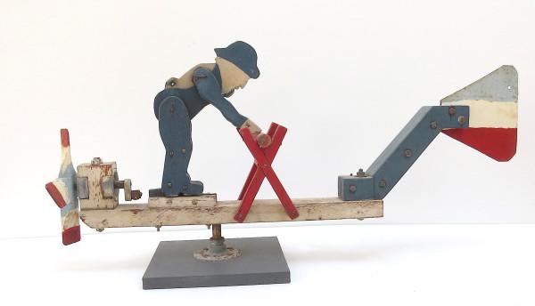 Woodcutter Pinwheel