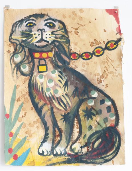 Hearth dog