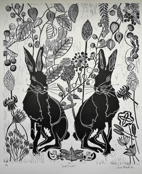 Good Friends (hares) #2 of 50