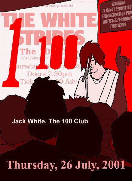 Jack The 100 Club 2001