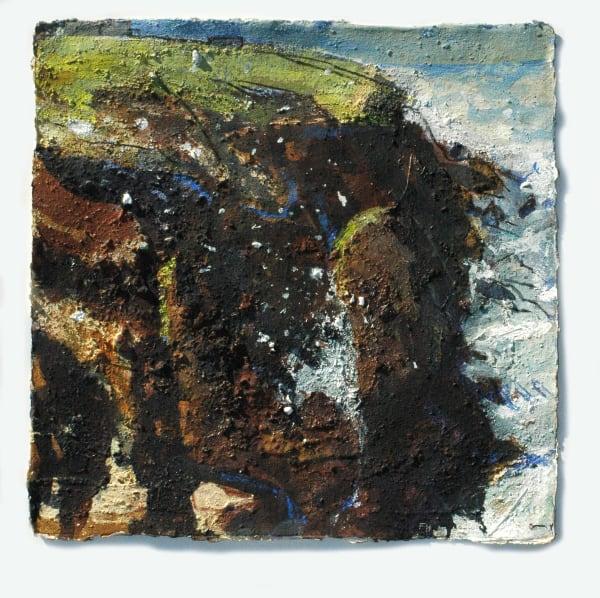 77.  Spume. The Vomit St Anne's Head, Pembrokeshire