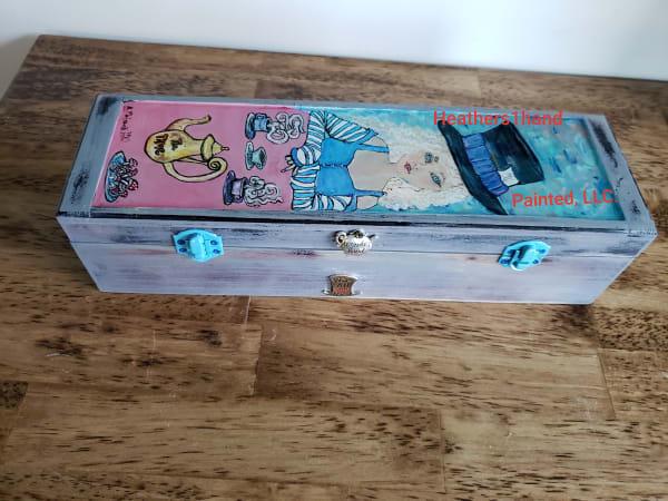 Mad Alice Tea Box