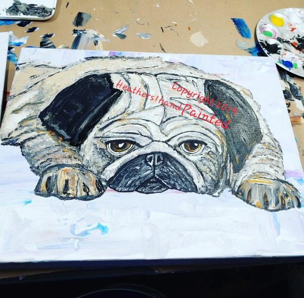 Pouty Pug