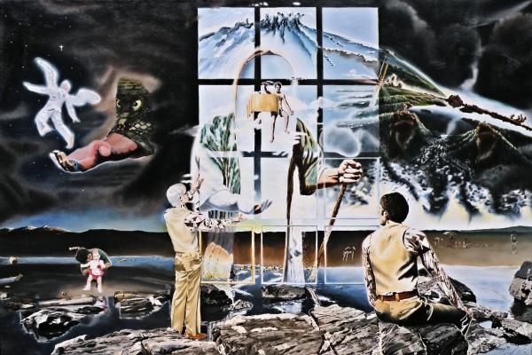 Windows of Allegory
