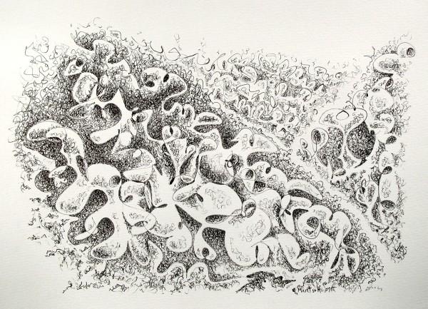 Bone Pile of Unused Shapes