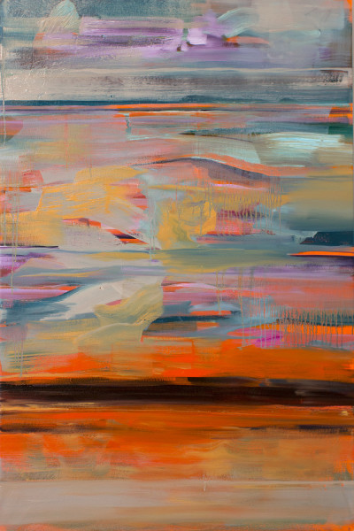 Abstract Study (stacked horizons no.2)