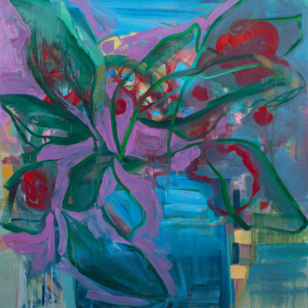 Abstract Study (potted plant no.3)