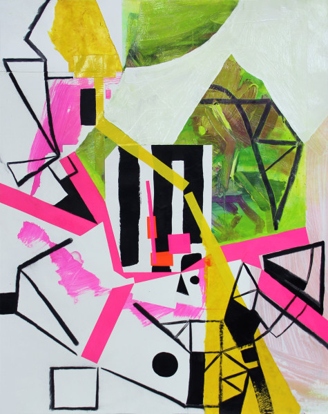 Abstract Study (bridge)