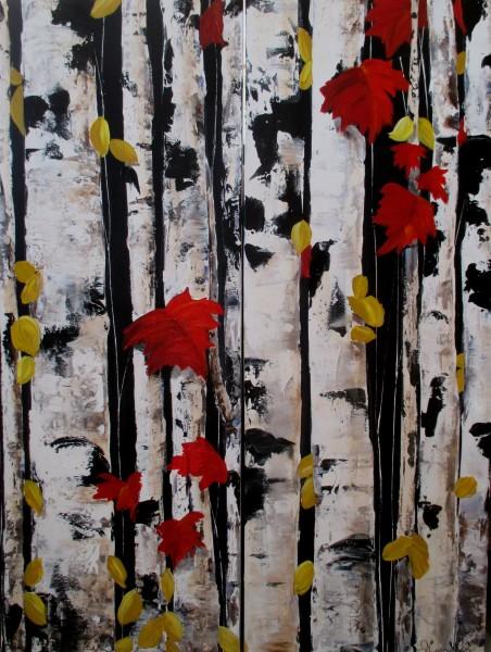 Birch Bliss - Rachel Rath Commission