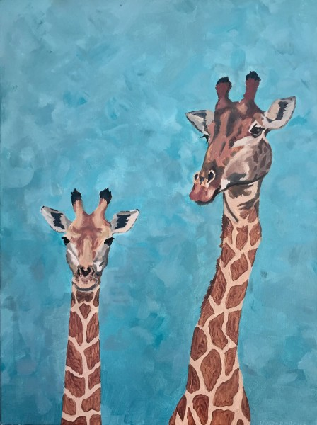 Corey's Giraffes