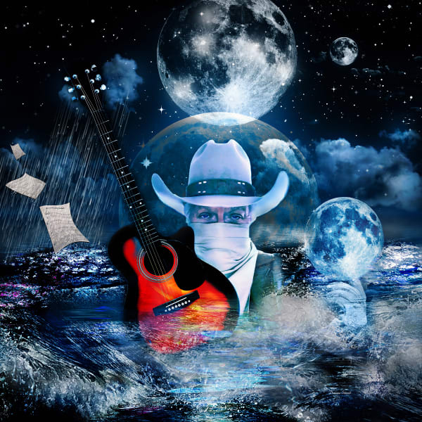 Drowning In The Moonlight Blues
