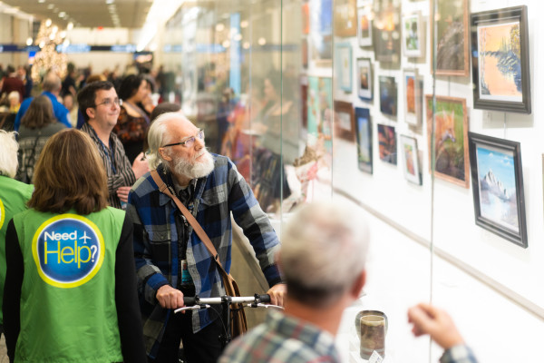 MSP Creates 2019: The Airport Community Art Show