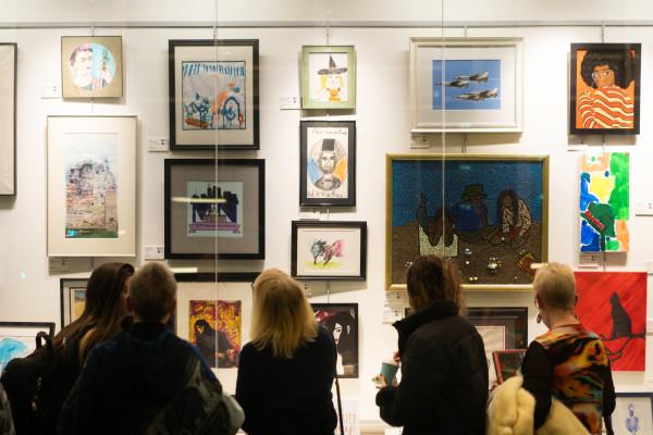 MSP Creates 2019: The Airport Community Art Show
