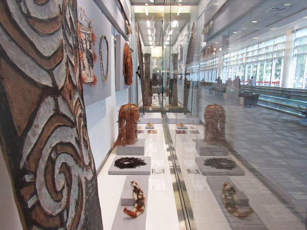 Voyages Through Asmat Art by American Museum of Asmat Art at the University of St. Thomas