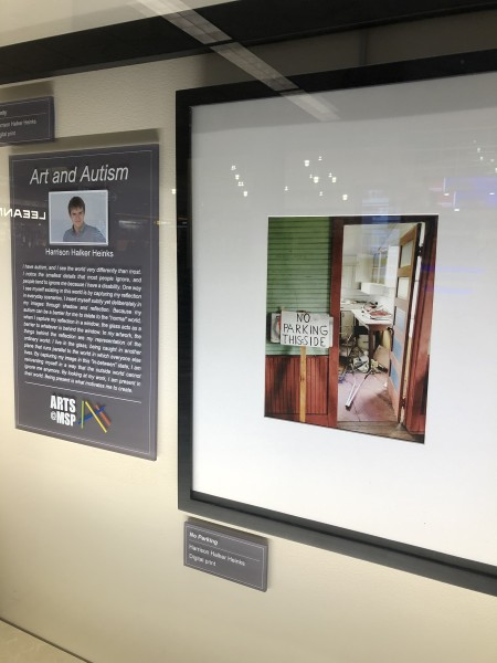 Art and Autism by Harrison Halker Heinks