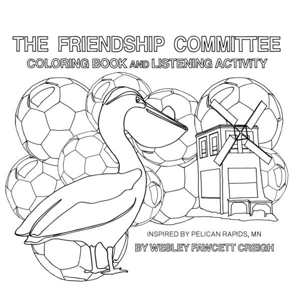 The Friendship Committee by Wesley Fawcett Creigh