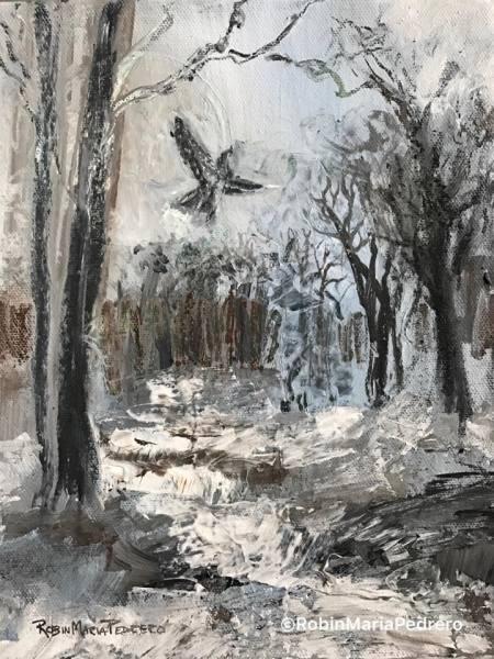 Winter Caws