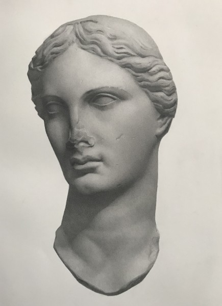 Aphrodite (50 shades of grey)